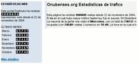 Onubenses.org: Cinco millones de visitas y una reflexión